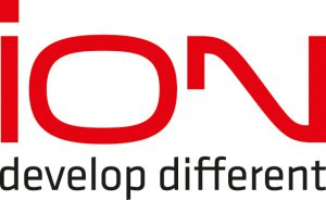 ION logo BASELINE onder RGB medium